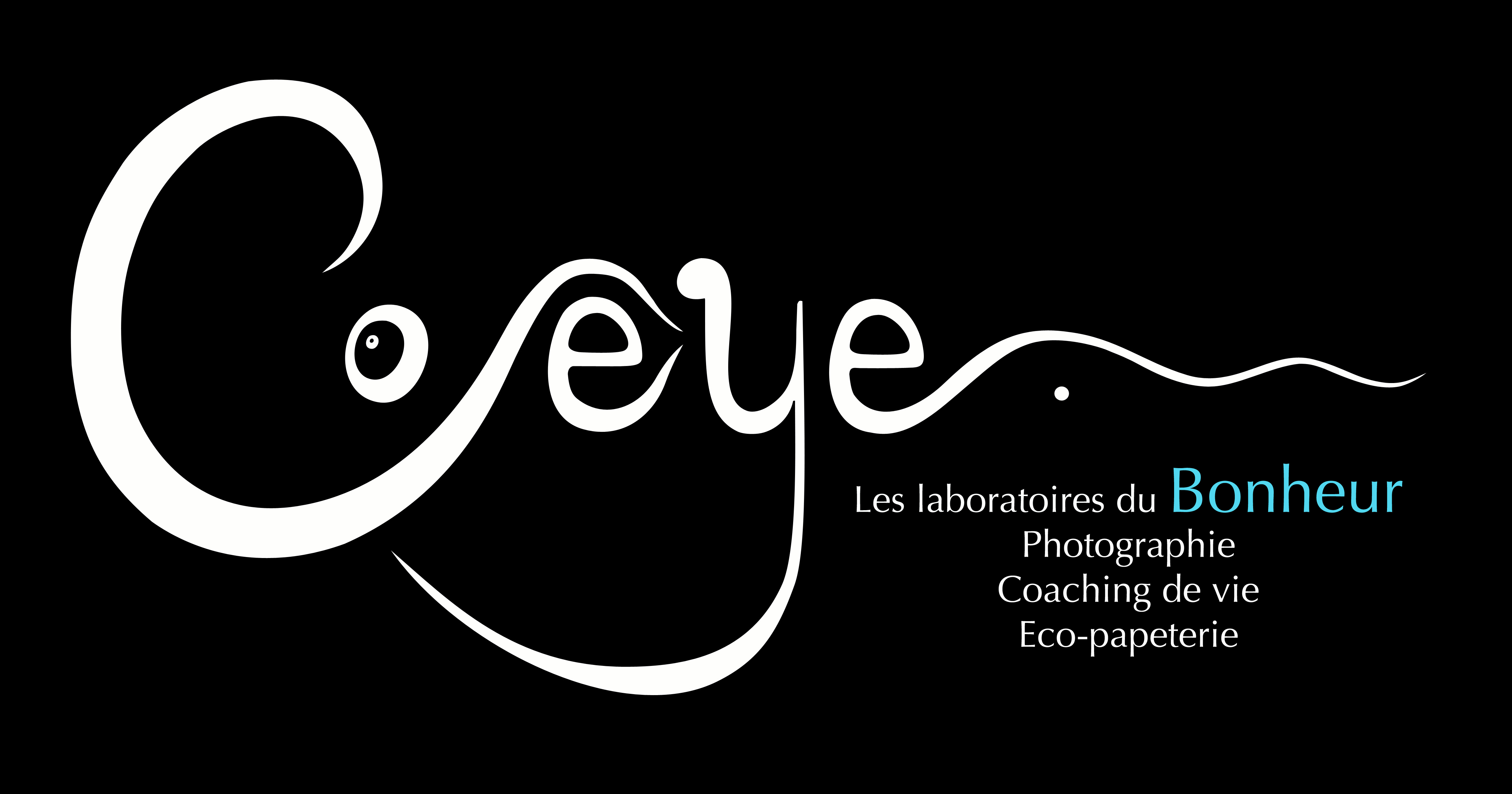 Logo Coeye Labos du bonheur